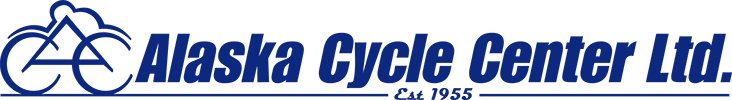 Blue Alaska Cycle Center Logo